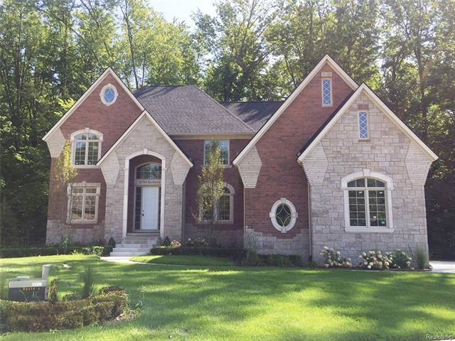 55784 BARBERRY, Shelby Twp, MI 48316