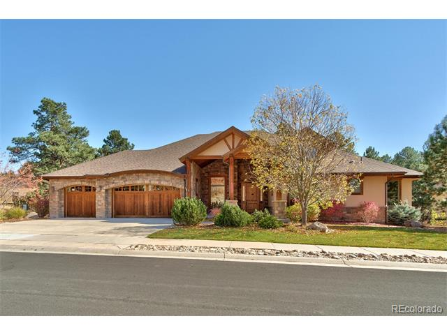 2392 Saddleback Drive, Castle Rock, CO 80104
