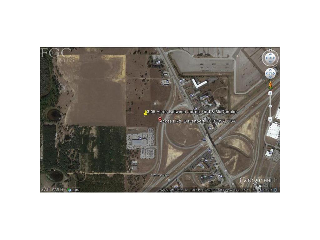 0 NW Access RD, DAVENPORT, FL 33897