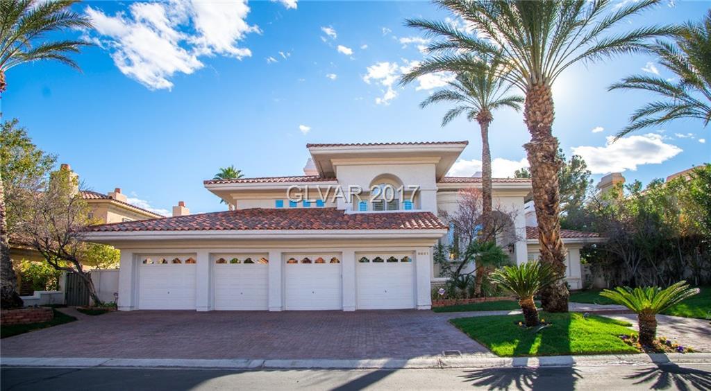 8621 CANYON VIEW Drive, Las Vegas, NV 89117