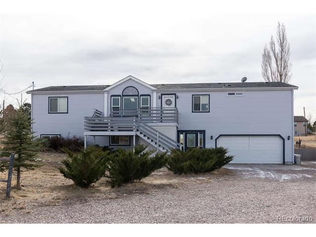 6528 Bow Meadows Drive, Elizabeth, CO 80107
