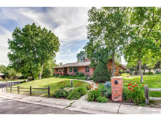Image of a home in 1800 Winfield Drive Applewood Denver CO