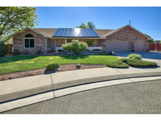 2198 E Canyon Court, Grand Junction, CO 81507
