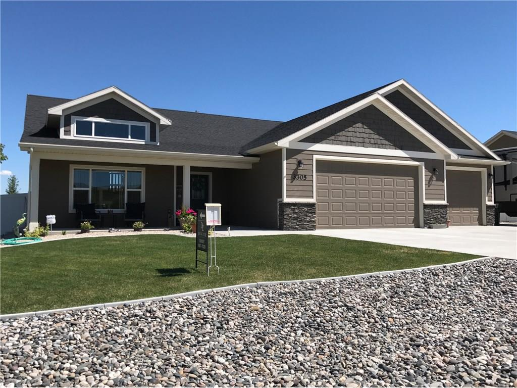 3305 HIDALGO DRIVE, Billings, MT 59101
