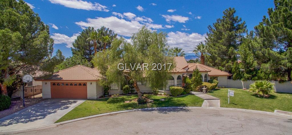 3139 TONYRAM Circle, Las Vegas, NV 89146