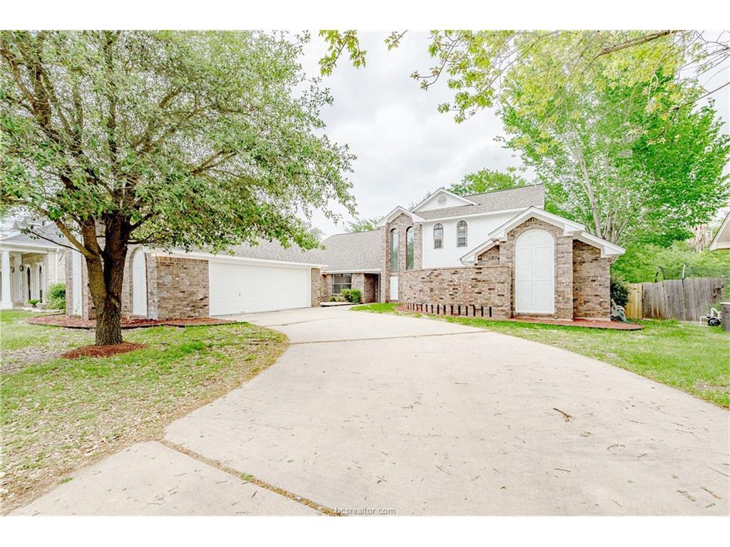 2341 W Briargate Drive, Bryan, TX 77802