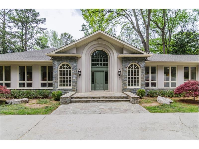4750 NW Harris Trail, Atlanta, GA 30327