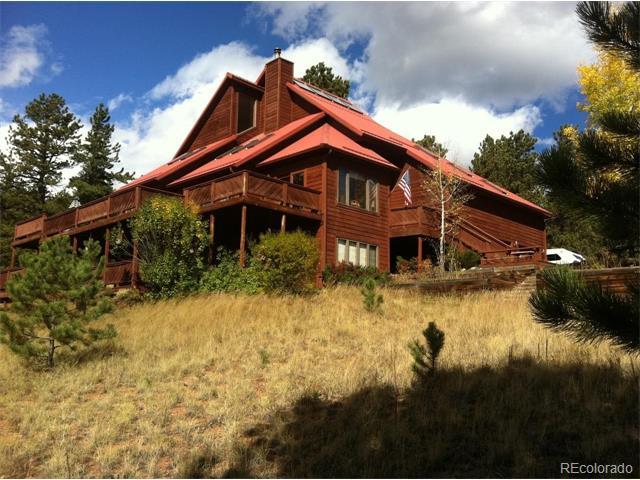 665 Meadow Drive, Pine, CO 80470
