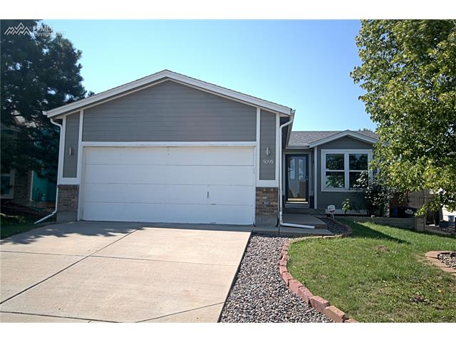 5095 Balsam Street, Colorado Springs, CO 80923