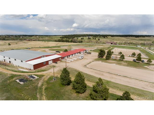 36355 County Road 13, Elizabeth, CO 80107