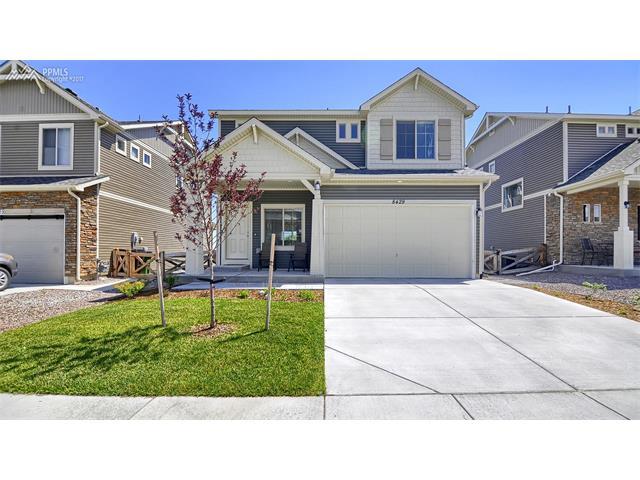 8429 Longleaf Lane, Colorado Springs, CO 80927