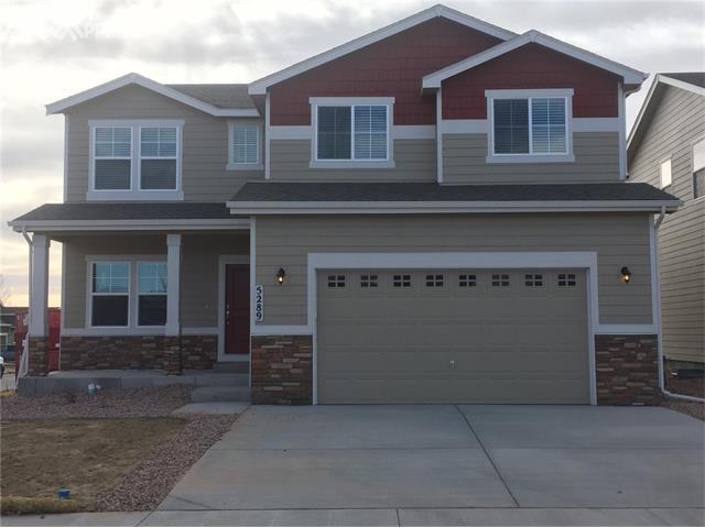 5289 Adana Drive, Colorado Springs, CO 80916