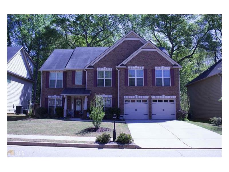 9756 Musket Ridge Circle, Jonesboro, GA 30238