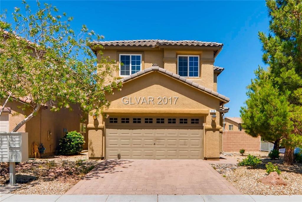 226 LANTANA BREEZE Drive, Las Vegas, NV 89183