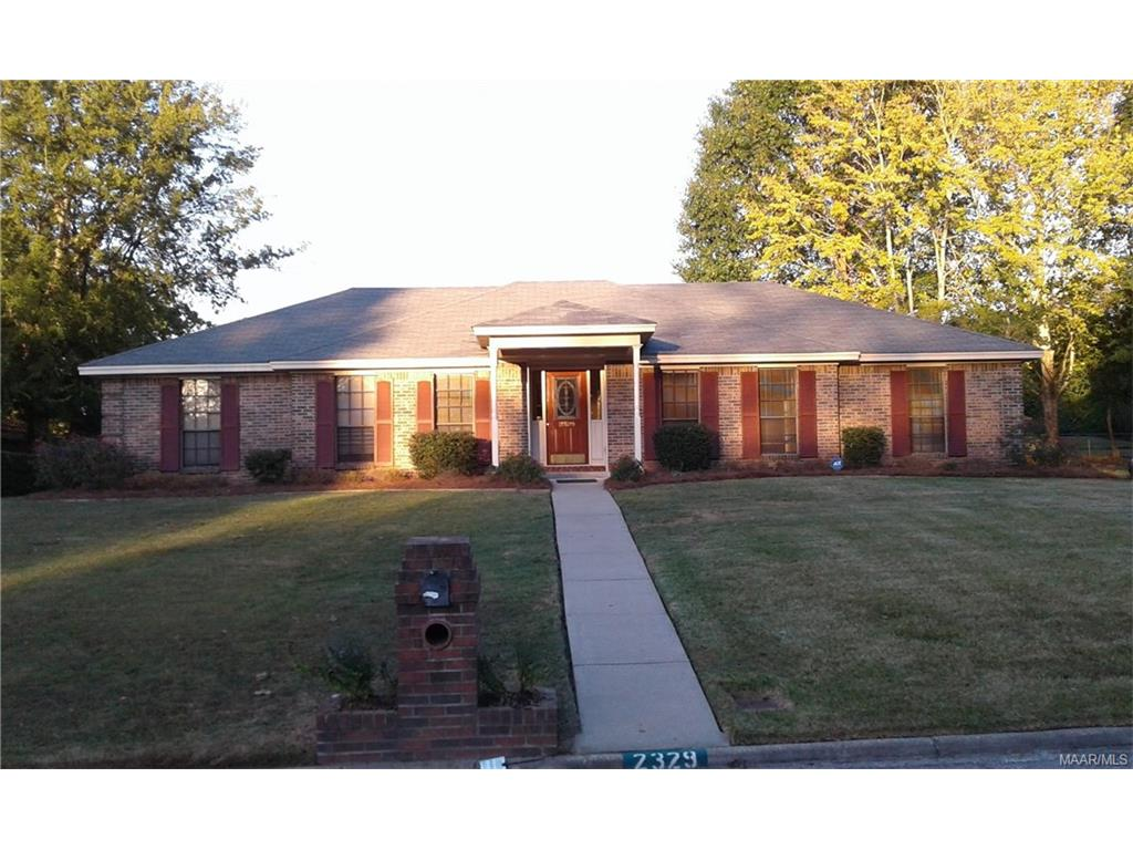 2329 Sagewood Drive, Montgomery, AL 36117