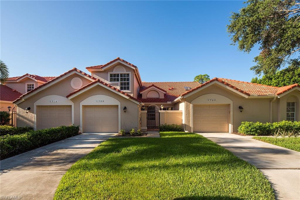 1708 San Bernadino WAY N-103, NAPLES, FL 34109