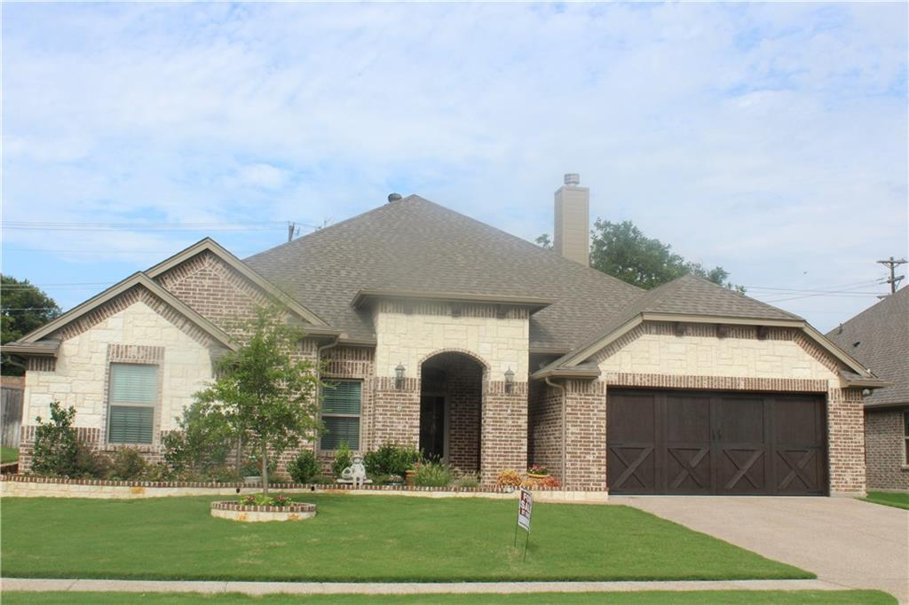 1217 Thistle Hill Trail, Weatherford, TX 76087