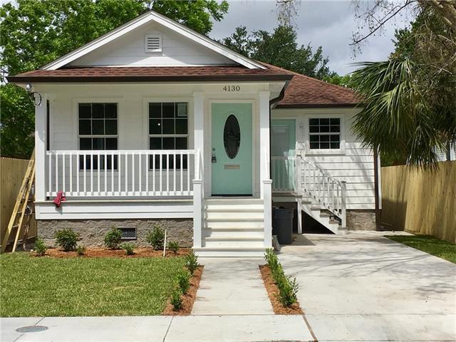 4130 HAMBURG Street, New Orleans, LA 70122