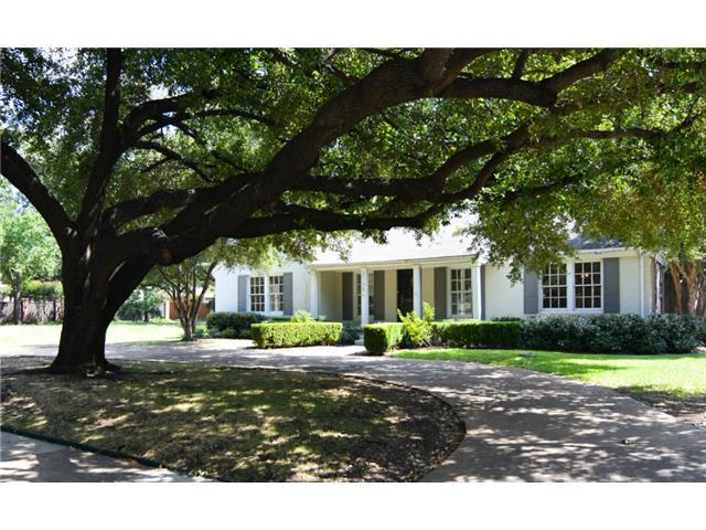2705 Hanover Street, University Park, TX 75225