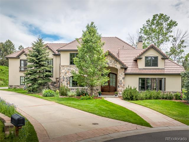 9642 E Orchard Drive, Greenwood Village, CO 80111