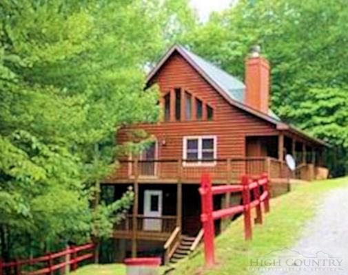 258 Mountain Ridge Drive, Piney Creek, NC 28663