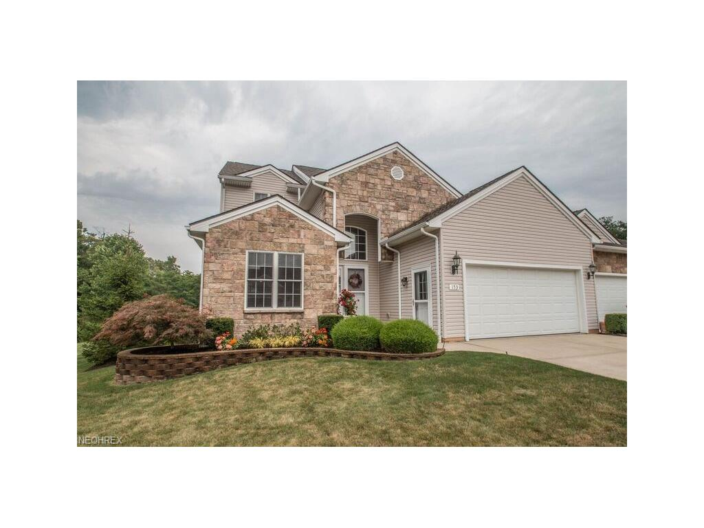 153 Stonecreek Dr, Mayfield Heights, OH 44143