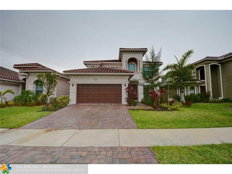 8261 Canopy Ter, Parkland, FL 33076