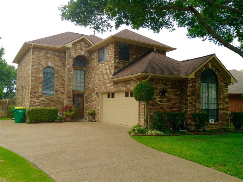 8814 Greenwood Trail, Rowlett, TX 75088