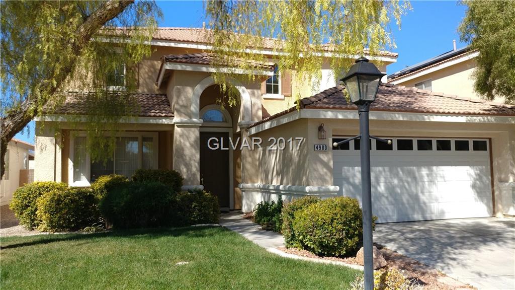 4900 WHISPER LAKE Avenue, Las Vegas, NV 89131