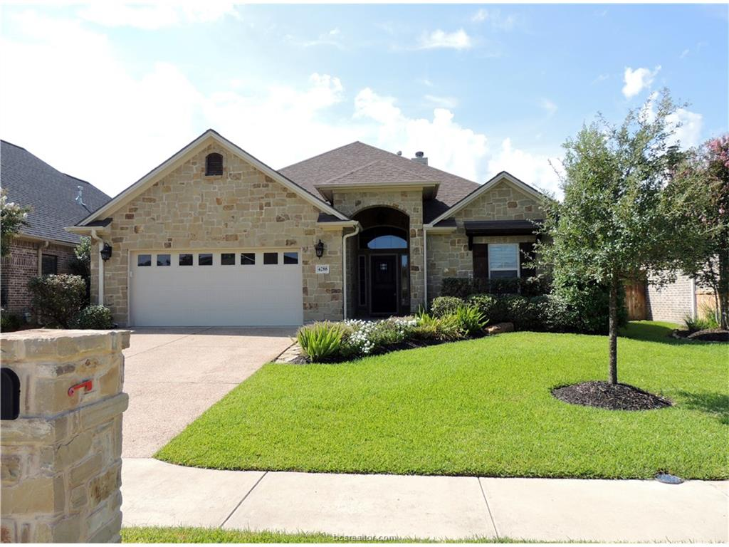 4288 Hollow Stone Drive, College Station, TX 77845