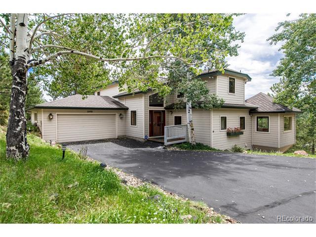 30918 Idlewild Lane, Evergreen, CO 80439