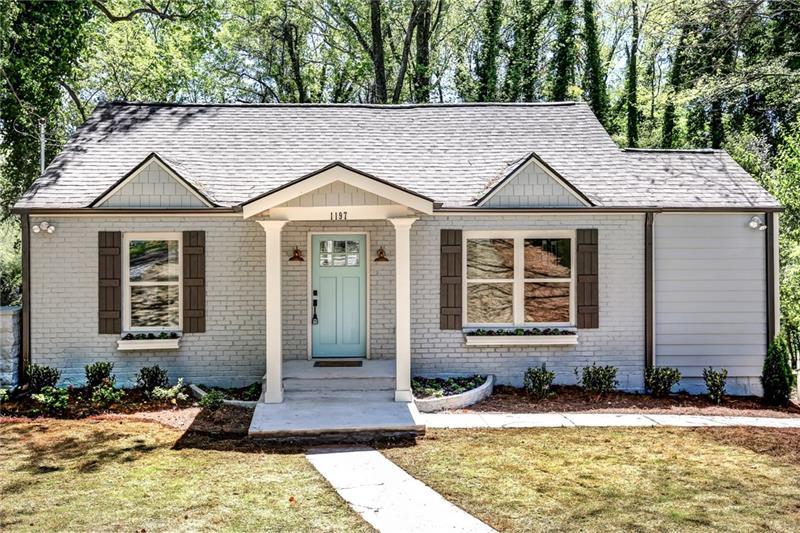 1197 SE Beechview Drive, Atlanta, GA 30316