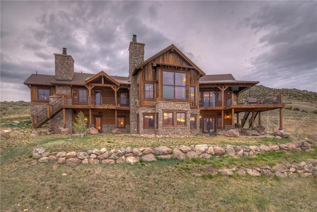 1006 341 County ROAD, PARSHALL, CO 80468