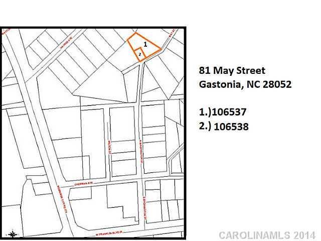 81 May Street, Gastonia, NC 28052