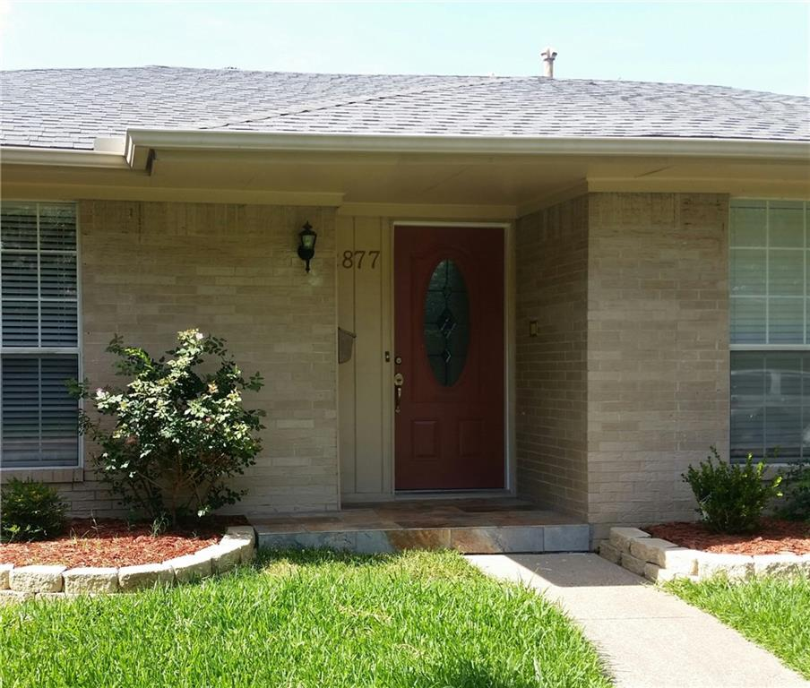 2877 Selma Lane, Farmers Branch, TX 75234