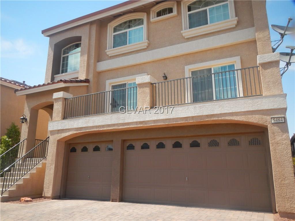 5484 LEDGEWOOD CREEK Avenue, Las Vegas, NV 89141