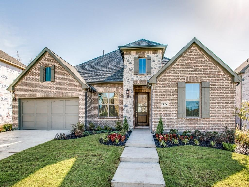 1825 Crystal Cove Lane, St Paul, TX 75098