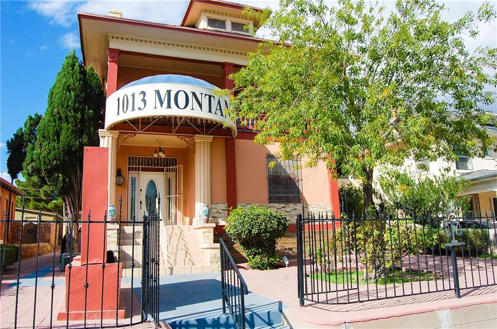 1013 Montana Avenue, El Paso, TX 79902