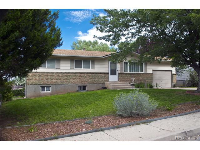 4870 N Splitrail Drive, Colorado Springs, CO 80917