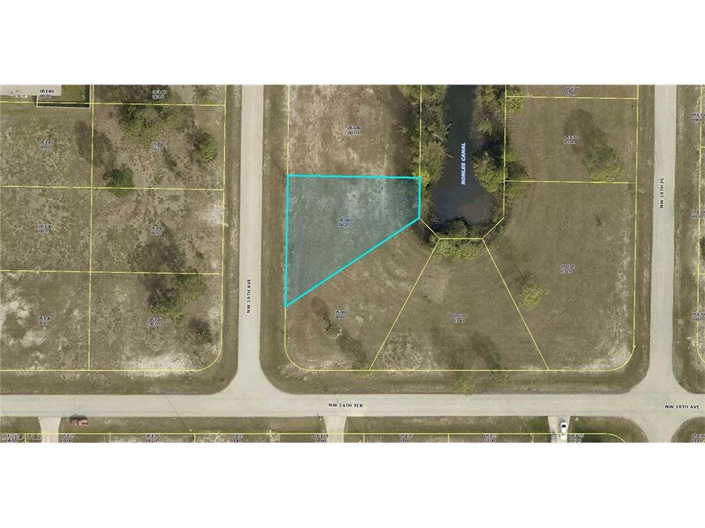2425 NW 19th AVE, CAPE CORAL, FL 33993