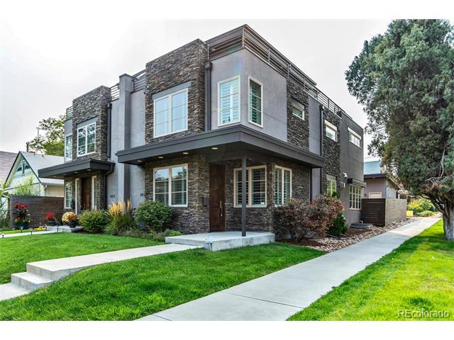 3459 Quivas Street   Homes for sale LoHi Denver CO