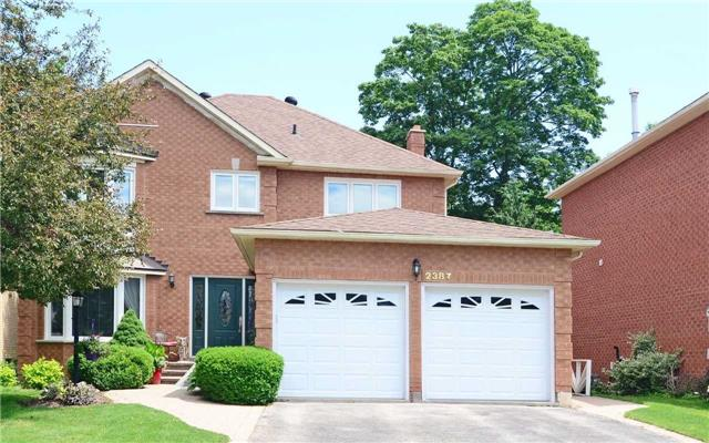 2387 Denvale Dr, Pickering, ON L1X 2H6