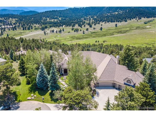 31135 Skokie Lane, Evergreen, CO 80439