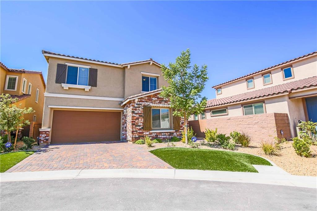 3409 IRON HAGEN Court, Las Vegas, NV 89141