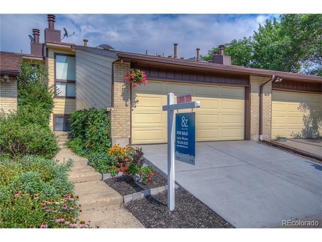 1154 S Newland Street, Lakewood, CO 80232