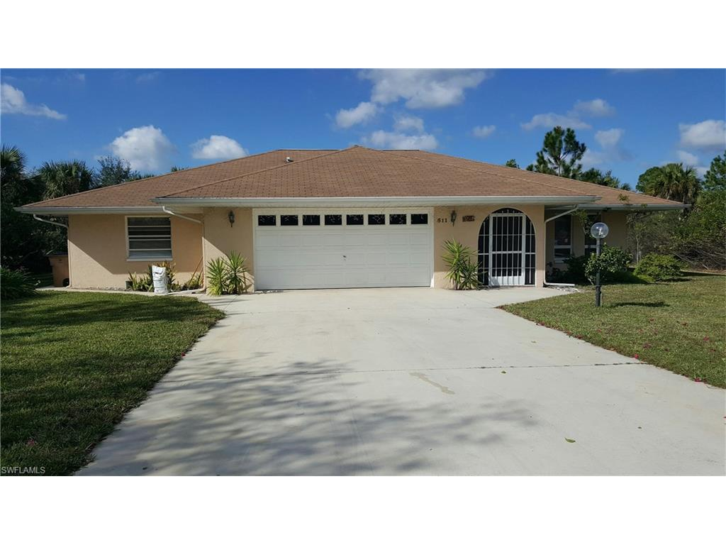 511 Poinsettia AVE, LEHIGH ACRES, FL 33972