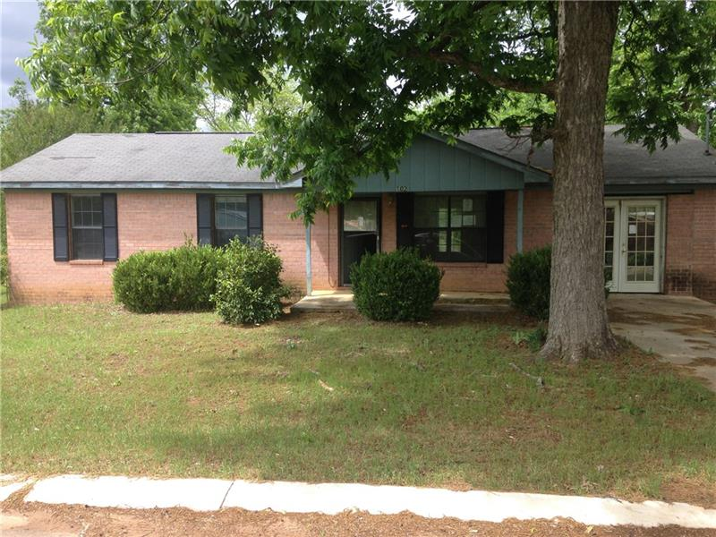 102 OAK Street, Bronwood, GA 39826