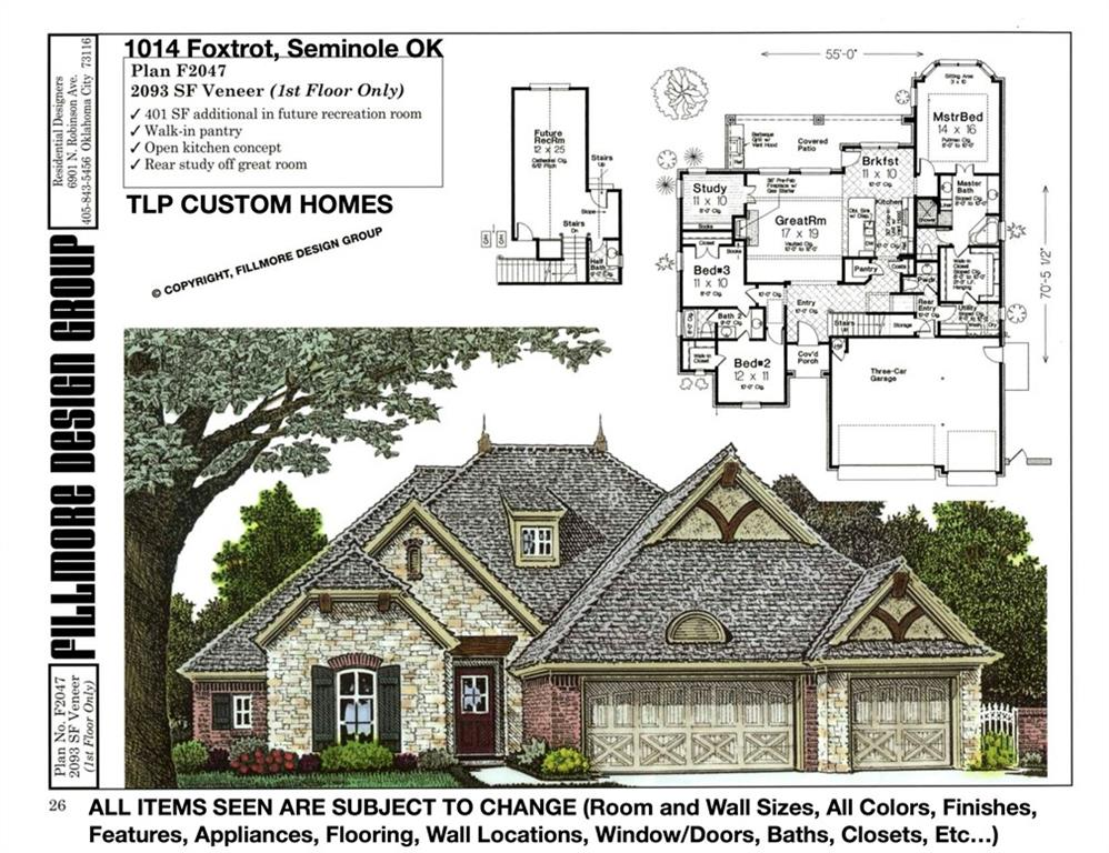 1014 Foxtrot Road, Seminole, OK 74868
