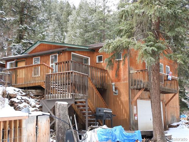 15929 S Elk Creek Road, Pine, CO 80470