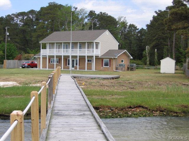 Waterfront Property For Sale Mobjack Bay Virginia